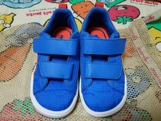 puma藍色波鞋