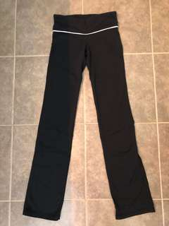 TNA bootcut pants