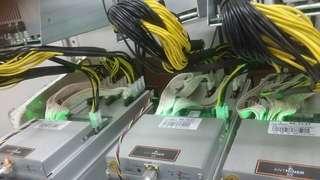 Bitmain Antminer S9 Bitcoin 比特幣掘礦機