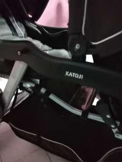 Baby stroller brand KATOJI