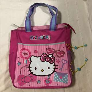 Authentic Hello Kitty baby/diaper bag
