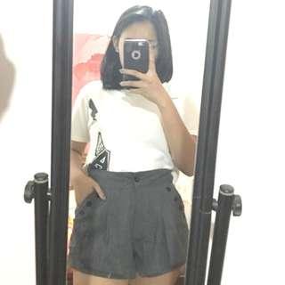 Highwaisted Skort (Short Skirt)