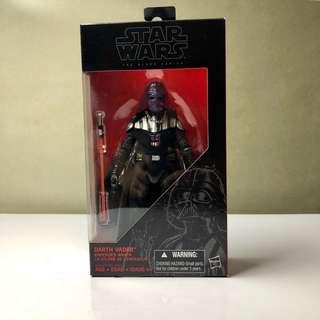 Star Wars The Black Series Darth Vader Emperor's Wrath