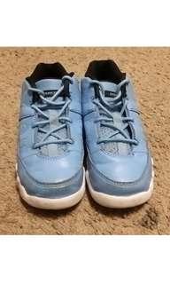 Nike Jordan Retro coralina blue toddler shoes 10c