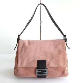 FENDI Mama Bag Suede