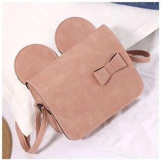 Mickey Ribbon Sling bag