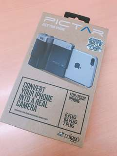 PICTAR DSLR YOUR IPHONE