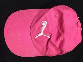 ✨【全新含運】PUMA粉紅色棒球帽(原價$380)