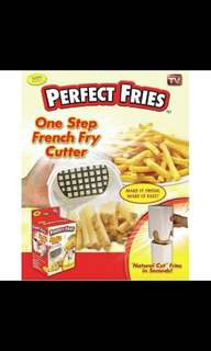 PERFECT FRIES CUTTER FRIES 🥔🍟