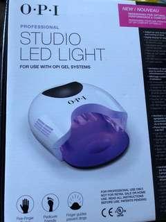 OPI LED light for gel