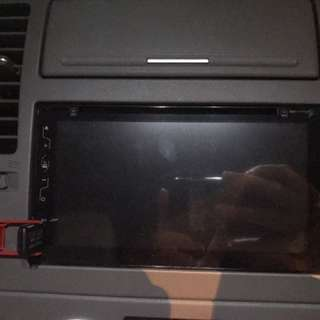 Car CD player ( USB port and SD port )