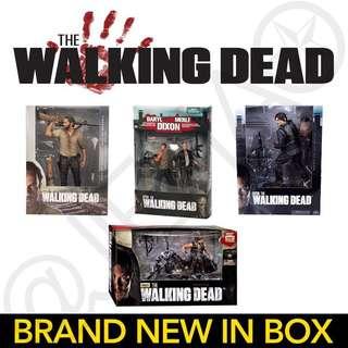 Mcfarlane Toys | The Walking Dead Bundle of Four