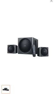 F&D A150X 2.1 Bluetooth Speaker (see description)