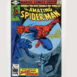 Amazing Spider-man spiderman#200
