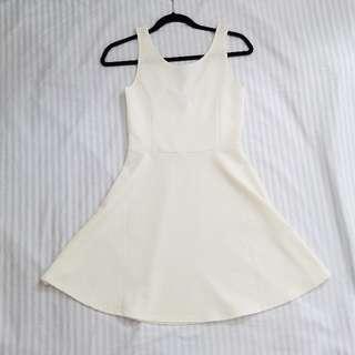 BNWOT H&M White Dress
