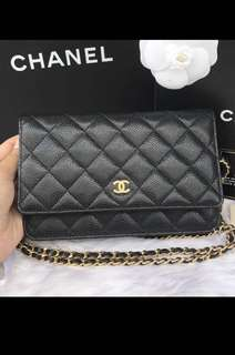 Authentic Chanel woc full set