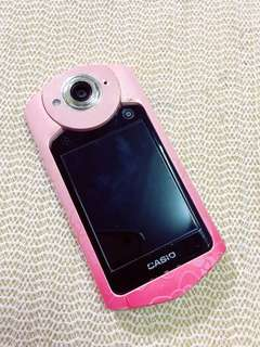 🚚 CASIO TR60 粉色 螢幕:3吋
