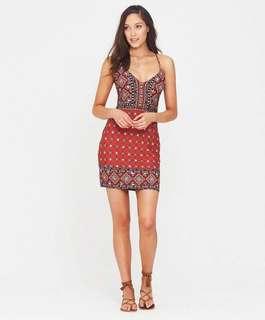 Tigerlily anahta dress