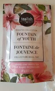 Tealish Fountain of Youth white tea