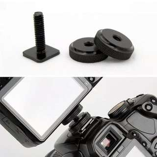 Flash Mount, Hot Shoe, Adapter / Adaptor
