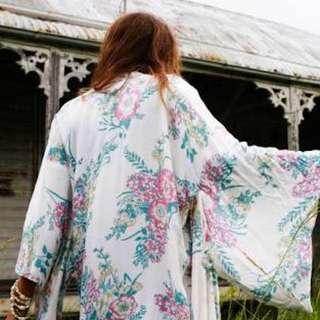 Arnhem Full Length Kimono