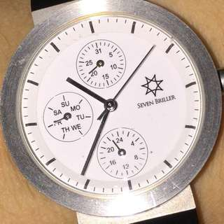 SEVEN BRILLER (French) (For Lady's Watch)