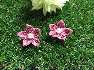 Handmade Earrings Flower Earrings