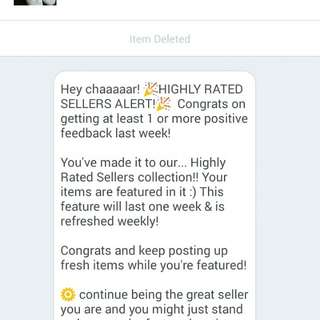 For the 2nd time!! Thank you Carousell! 😊😊