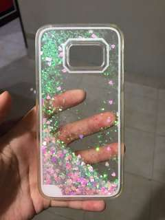 Case glitter samsung S7