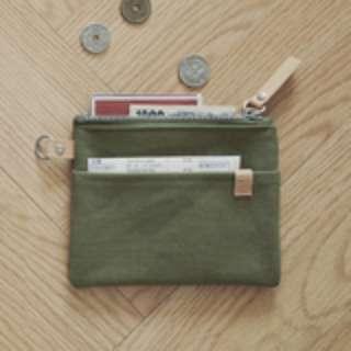 🇰🇷韓國正版 (Y14577) Marianne kate 小號基礎款棉質收納袋 standard pouch S(4款選
