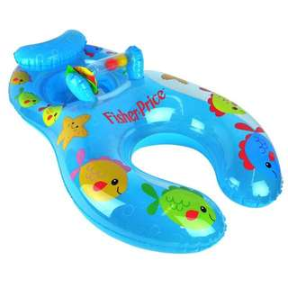 Fisher price baby & me float