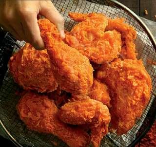 Frizen food mcd