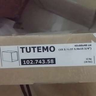 IKEA Tutemo Cabinet *discontinued*