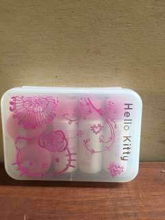 Hello Kitty Moisturiser Sampler Set