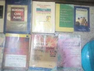 BOOKS for Nursing Student