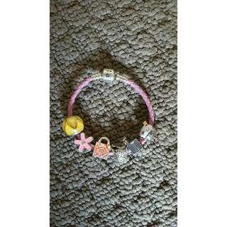 Zookkie charm bracelet