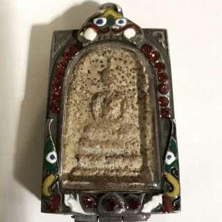 Phra Somdej Old Thai Amulet