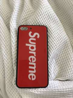 Supreme iPhone 6,7,8 plus case