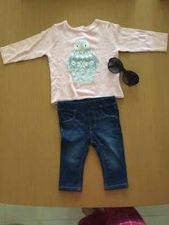 嬰兒套裝3-6m