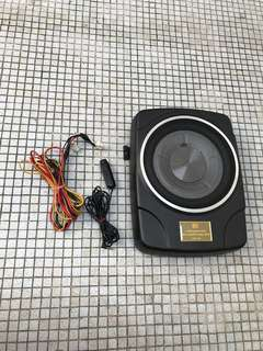 VOZ 9 inch VW-10C 200watts active sub woofer with remote