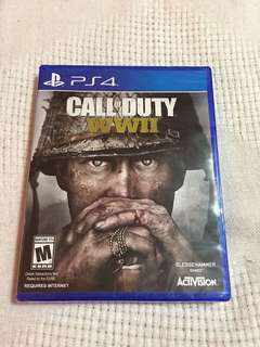 PS4 - COD WWII