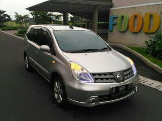 Nissan Grand Livina Xv 1.5 2010AT Top Condition Tdp 10jt siap Di Gas