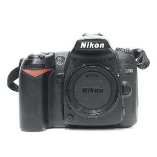 Nikon D90 DSLR Body Only (SC: 20K+)