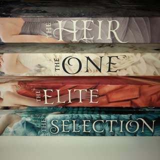 The Selection Books
