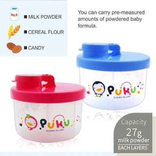 PUKU Baby Milk Powder Container