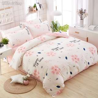 COMFORTER BEDSHEET SET 6 IN 1