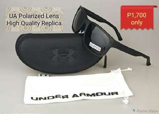 Underarmour Sunglasses with Case