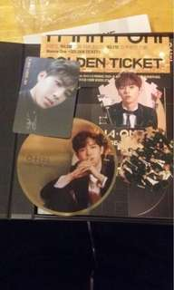 WTT/WTS Wanna One I Promise You Album