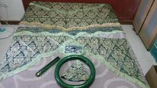 Lorry curtains set