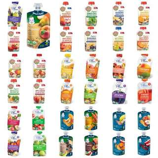 Earth's Best, Plum, Gerber Baby Organic Food | Preorder, See our schedule at the profile